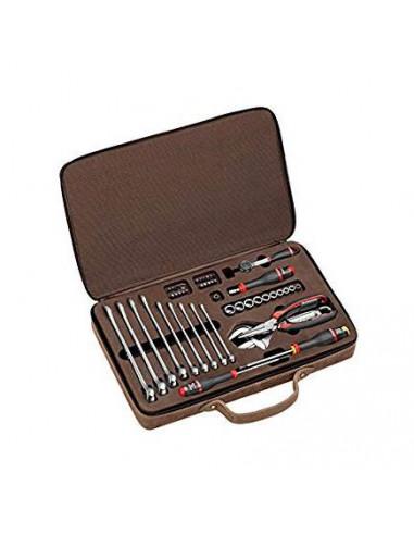 Coffret cuir maintenance 48 outils édition limitée 100 ans - CM.MALL100ANS - Facom
