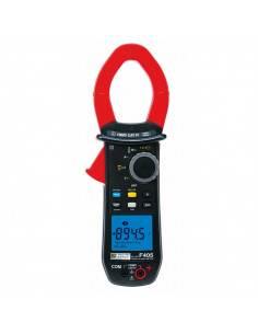 Pince multimètre F405 AC+DC TRMS 1000AAC/1500ADC - P01120945 - Chauvin Arnoux
