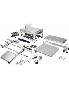 Scies semi-stationnaires CS 70 EBG-Set PRECISIO - 574782 - Festool