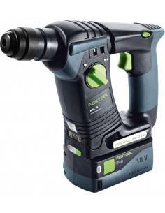 Perforateur sans fil BHC 18 Li 5,2 I-Plus - 575697 - Festool