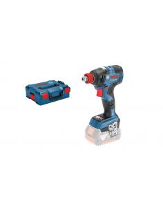 Boulonneuse sans fil GDX 18V-200 C Solo (connectable) Coffret L-BOXX - 06019G4202 - Bosch