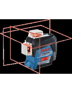 Laser lignes GLL 3-80 C Solo (connectable) Coffret L-BOXX - 0601063R03 - Bosch