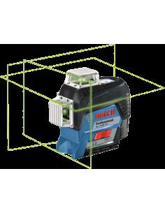 Laser lignes GLL 3-80 CG Solo (connectable) Coffret L-BOXX - 0601063T03 - Bosch