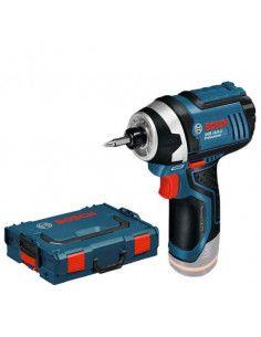 Visseuse à chocs sans fil GDR 12V-105 Solo Coffret L-BOXX - 06019A6906 - Bosch