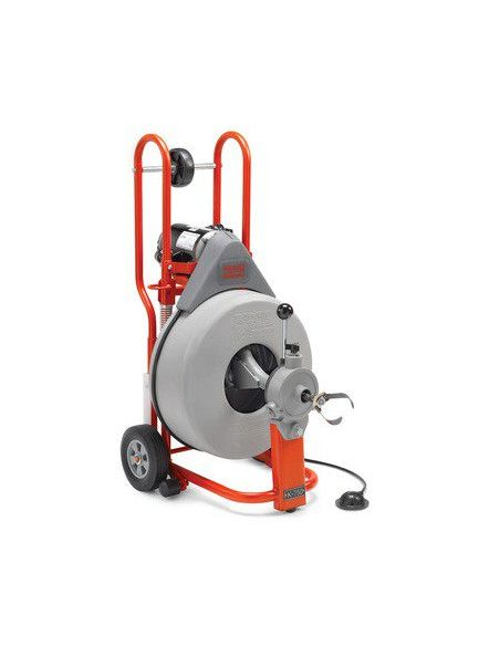 Machine à tambour K-750 C-100 - 44157 - Ridgid