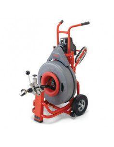 Machine à tambourK-7500 w/C-100 - 61517 - Ridgid