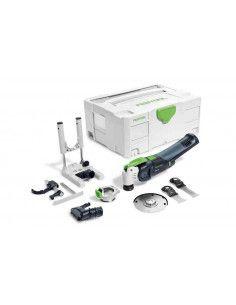 Outil oscillant OSC 18 Li E-Basic SET VECTURO - 574849 - Festool