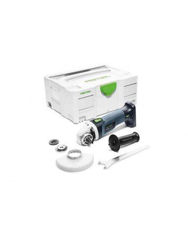 Meuleuse d'angle sans fil AGC 18-125 Li EB-Basic -575343 - Festool