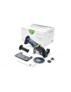 Système de tronçonnage sans fil à main levée DSC-AGC 18-125 FH Li EB-Basic - 575759 - Festool