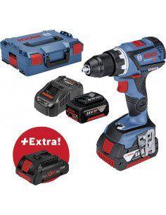 Pack Perceuse visseuse GSR 18V-60 C + Batterie Procore - 0615990K7L - Bosch