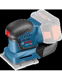 Ponceuse vibrante sans fil GSS 18V-10 Solo (machine seule) | 06019D0200 - Bosch