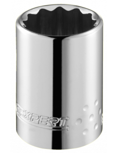 "Douilles 1/2"" - 12 pans - 18 mm | E117061 - Expert By Facom"
