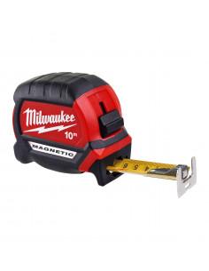 Mètre ruban magnétique 10m Premium | 4932464601 - Milwaukee