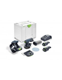 Ponceuse de chants sans fil ES-ETSC 125 3,1 I-Plus | 576684 - Festool