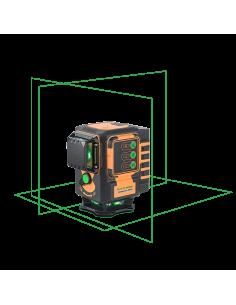 Laser lignes sol/mur Geo6-XR GREEN | 533200 - Geo Fennel