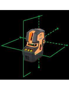 Laser lignes et points CrossPointer5 SP GREEN | 531550 - Geo Fennel
