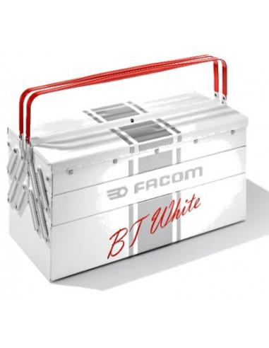 Boîte à outils métallique 5 cases + composition d'outils ÉDITION SPÉCIALE | BT.11A19IM - Facom