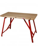 Table et établi d'atelier