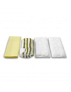 Set de nettoyage salle de bain pour nettoyeur vapeur SG 4/4   28631710 - Karcher