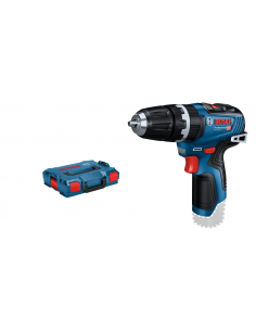 Perceuse visseuse à percussion GSB 12V-35 Solo L-Boxx | 06019J9001 - Bosch