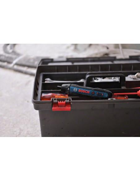 Visseuse 3.6V Bosch GO 2.0 + 25 accessoires Mini L-Boxx | 06019H2101 - Bosch