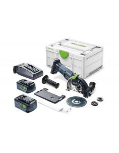 Système de tronçonnage à main levée DSC-AGC 18-125 FH 5,2 EBI-Plus | 576830 - Festool