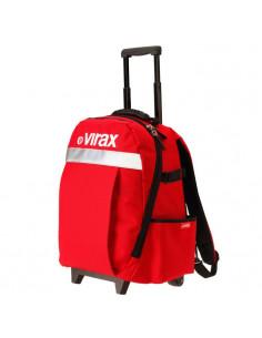 Sac à dos textile à roulettes | 382653 - Virax