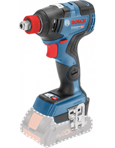 Visseuse à chocs 18V GDX 18 V-200 C (machine seule) | 06019G4204 - Bosch