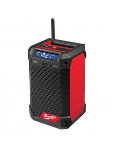 Radio Chargeur DAB+ M12 RCDAB+-0 | 4933472114 - Milwaukee