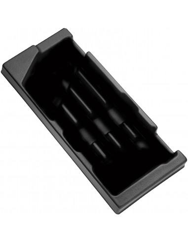 Plateau vide pour module 4 clés mixtes grandes dimensions | E010508 - Expert by Facom
