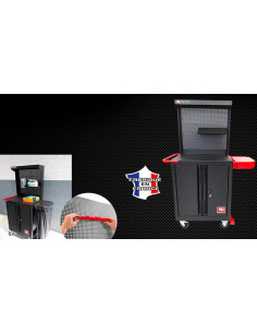 Poste sanitaire | SERV.CLEANPF - Facom
