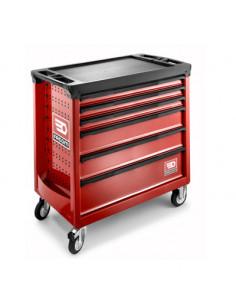 Servante ROLL 6 tiroirs | ROLL.6M4 - Facom