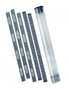 5 mines de rechange noires pour crayon de chantier | 262712 - Virax