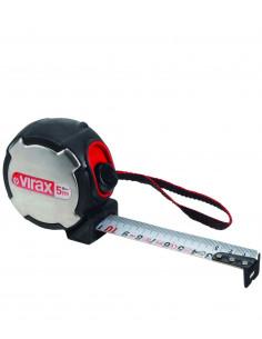 Mètre ruban 5 m X 25 mm | 371742 - Virax