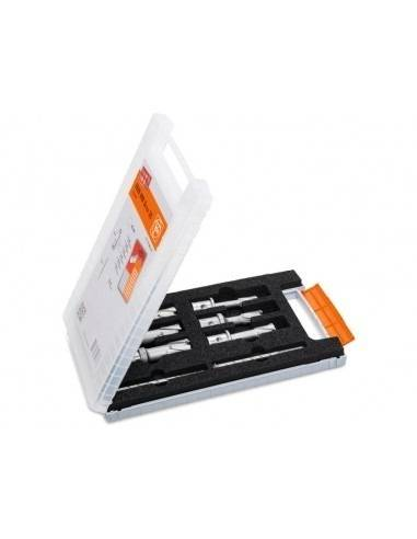 Coffret best of cutter HSS nova 25 weldon 63134999061 - Fein