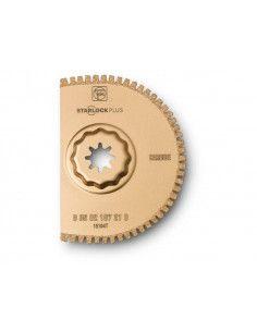 Lame scie segment concrétion carbure\n denture ouverte SLP hm d90 (1) 63502187210 - Fein