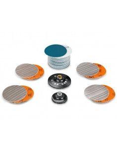 Set acier inox préparation de surfaces m 14 63806193040 - Fein