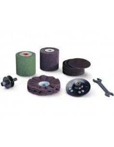 Set acier inoxydable standard pour les surfaces 63721006040 - Fein