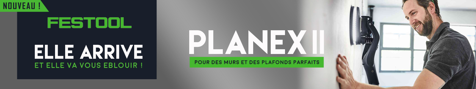 Planex II Festool
