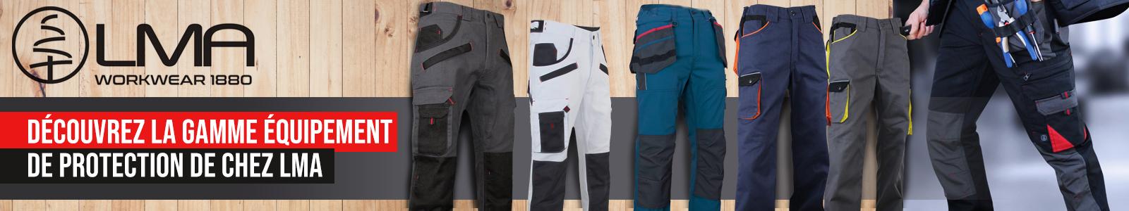 Pantalons de travail LMA